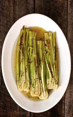 Thanksgiving 2015: Braised Celery