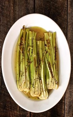 Thanksgiving 2015: Braised Celery