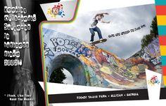 Found! Skatepark Poster #3