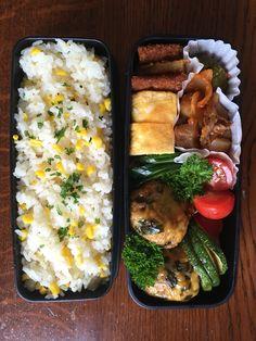 Obentou 2016.6.17 豆腐ニラ団子&牛すじトマト煮込み