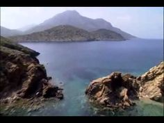 Visions of Greece. Beautiful Aerial Video