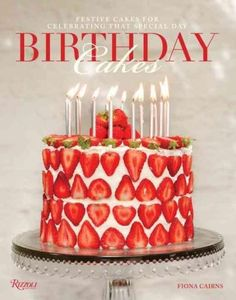 Inspired ideas from Britains leading baker and cake designer Fiona Cairns, best known for designing the cake for the royal wedding in 2011 of Prince William and Kate Middleton. In this charming book,