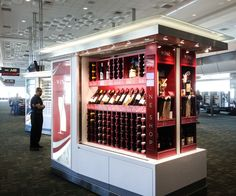 Small Selling Spaces: Giving wine merchandising a good name in Denver. Read more here: http://inyourhead.com/blog/small-selling-spaces
