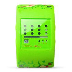 Uhr Zub 38 Zot Grün, 53€, jetzt auf Fab.