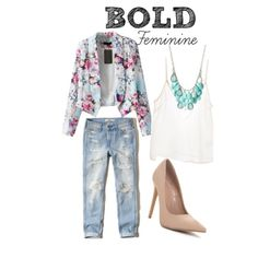 Bold and feminine