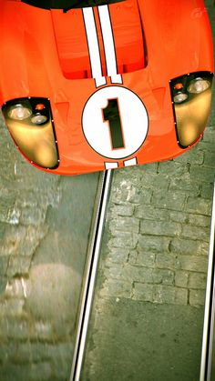 1 - Ford Mark IV Race Car @ Berne - Marktgasse #2 by WeezyMac, via Flickr