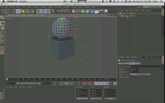 123s of C4D: Tutorial for the total beginner by Chicago C4D. In this tutorial I start from the VERY beginning and very briefly cover a lot of topics. The goal here is that a brand new user can get their feet wet and create a very basic final render that includes some modeling, texturing, lighting, and animation! Based off of the first session of my old Introduction to C4D course I used to teach.