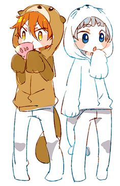 ✖ Momotarou Mikoshiba, Makoharu, Orcas, Anime Chibi, Anime Manga, Swimming Anime, Free Eternal Summer, Splash Free, Free Iwatobi Swim Club