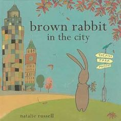 Brown Rabbit is excited to make his first-ever trip to the city to visit his best friend, Little Rabbit. But the visit doesn?t go quite as planned. Little Rabbit is so busy making sure that they see all her favorite cafés, shops, and museums that she forgets the real reason for Brown Rabbit?s visit?to see her!