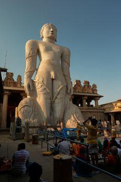Gomateshwara by Vishwa Kiran on 500px