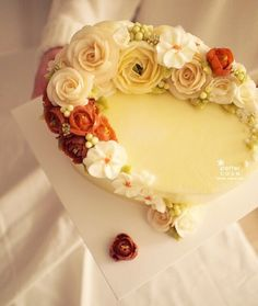 Done by student of Better class (베러 심화클래스/Advanced course) www.better-cakes.com…