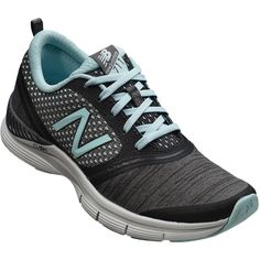 Cross-train in the crazy comfort of the New Balance® 711 women's fitness shoes! Crafted using a blend of mesh and synthetic materials, they promise the perfect marriage of support and breathability. The CUSH+ midsole offers plush shock absorption, while forefoot flex grooves enhance the foot's natural motion for a fluid ride. <br><br>Get your new New Balance® cross-training shoes today from Sports Authority.