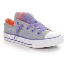 She will be the life of the party in the colorful Converse Chuck Taylor All Star Party Ox sneakers!