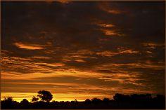 Sunset over Mabua