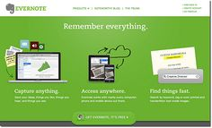 Seven Reasons Why You Should Be Using Evernote