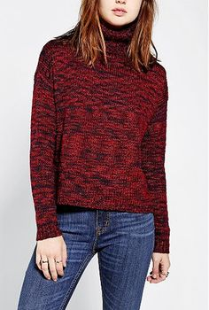 the perfect chunky sweater for fall {love}