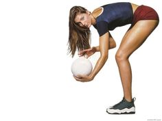 Gabrielle Reece, volleyball player, with my ideal body: tall, lean, and muscular. Volleyball Senior Pictures, Beach Volleyball, Trinidad Culture, Professional Volleyball Players, Gabrielle Reece, Beautiful Athletes, Female Athletes, Body Image, Celebrity Pictures