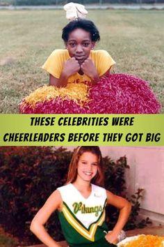 #Celebrities #Cheerleaders #Before #Got #Big Edgy Short Haircuts, Trendy Hairstyles, Bob Hairstyles, Lemon Skin Lightener, Evening Gowns With Sleeves, Braided Pony, Turkish Women Beautiful, Slim Waist Workout, Valentine Cake