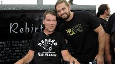 Steve Gleason, New Orleans Saints Players Expected At ALS Walk Saturday