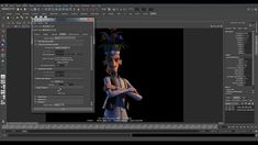 Maya - Basic Character Lighting Tutorial,#tutorial ,#lighting,#autodesk,#maya