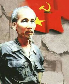 2nd September 1969 Uncle Ho dies. Ho Chi Minh Vietnamese Communist led his people to victory over the French. Prime Minister of Democratic Republic of Vietnam 1945-1955, and President 1955-1969. Inspired the people of the South to their inevitable victory over the United States of America and uniting the country.