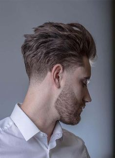 New Hairstyles For Men 2018-2019