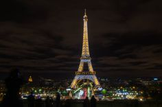 Eiffel Tower by Mohamed Raouf on 500px