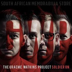 GRAEME WATKINS PROJECT - Soldier On - South African CD SLCD283 *New*