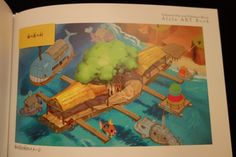 Imágenes de Alola Art Book : Libro de con artes oficiales de Pokémon Sun & Moon