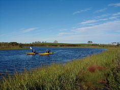 Pond and Beyond Guided Kayak Tours of Block Island #IBelieveInRI