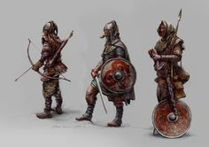Ideas For Viking Warrior Concept Art Armors Viking Warrior, Viking Age, Character Creation, Character Concept, Character Art, Character Design, Fantasy Armor, Medieval Fantasy, Warrior Concept Art