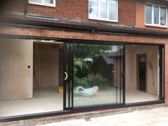 Double glazed windows and doors Nottingham Derby Leicester Aluminium Sliding Doors, Sliding Patio Doors, Window Company, Window Glazing, Double Glazed Window, Nottingham, Smart Home, Windows And Doors, Home Appliances
