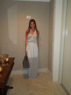 DSCN1937 #mariarudge #vestido #dress #maxi #casual