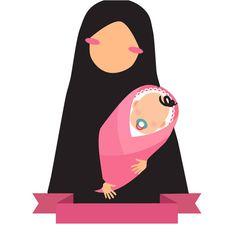 avatar-kartun-muslim-9.jpg (960×960)