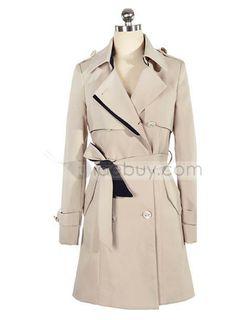 312bf23ed45 Best Quality New Arrival Korean Gentlewoman Slim Long Trench Coat