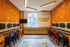 Mind Makers coding school by Studio dLux, São Paulo – Brazil » Retail Design Blog