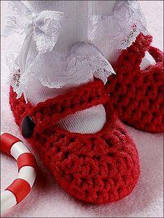 Free Crochet May Jane's Pattern.