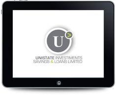 Diseño de logotipo para Unistate Investiments