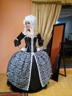 Maria Antonieta (Vestuario Teatral)