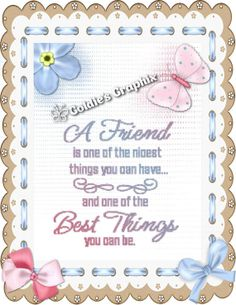 Notecard Note Card for Special Friend  Blank by GoldiesGraphix, $3.00