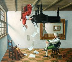 Discord of Analogy | Michael Cheval