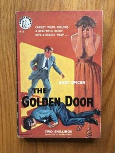 #Pulpfiction is huge because it opens up a world of violence, sex, murder...and amazing book covers. This genre has allowed hundreds of authors to get by through the years, by publishing their pulp stories in pulp magazines.