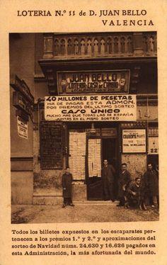 Fotografías de Valencia antigua