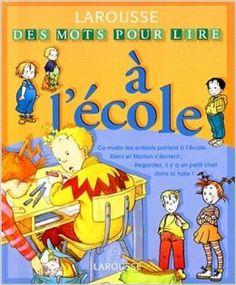 A L'ecole: Amazon.ca: FRANCOISE GUILLAUMOND, NADINE VAN DER STRAETEN: Books