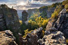Kingdom of Rocks by Martin Rak, via 500px