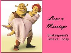 Love & Marriage Shakespeares Time vs. Today. Paris- Scene 2 Paris, a relative of the Prince, will ask for Juliets hand in marriage in Act I, Scene 2 Heres.