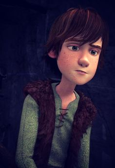 Hiccup gets so tired of his father and the village people of Berk not accepting him for who he is; little do they know, it is possible for him to be a true Viking in his own, special, Hiccup way, and that is - training dragons.