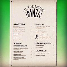¡Viva Menuuuu! #panzakpo