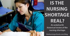 "Checking and Understanding Various Nursing Workforce Demand Data Sources to answer ""is the nursing shortage real?"""