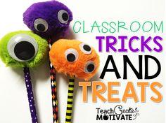 Tricks and Treats fo